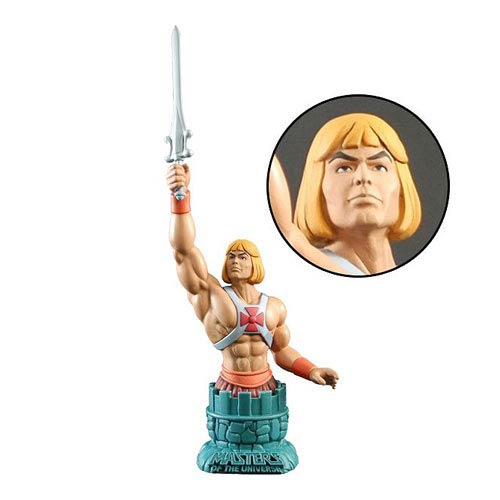 He-Man and the Masters of the Universe Filmation Bust