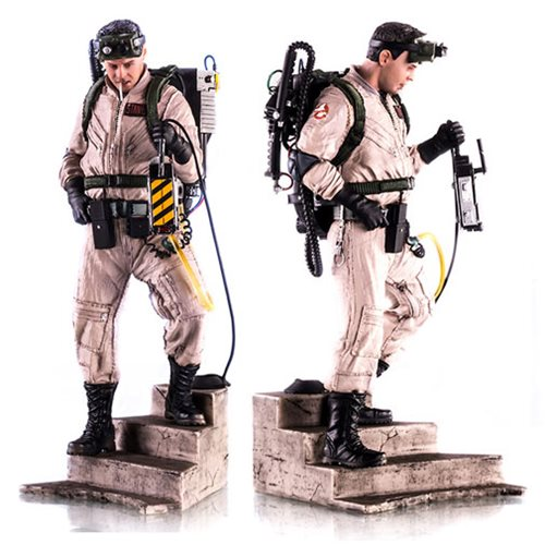 Ghostbusters Ray Stantz 1:10 Art Scale Statue