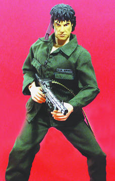 12in. Rambo Action Figure