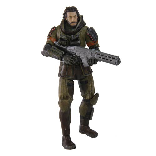 Lost Planet 3 Jim Peyton 4-Inch Action Figure