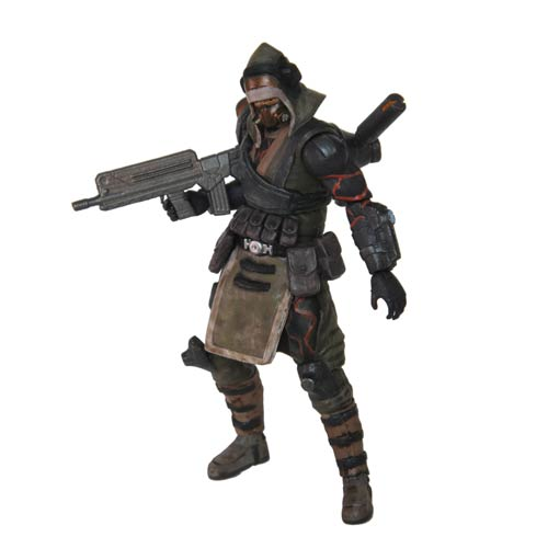 Lost Planet 2 Mercenary 4-Inch Action Figure