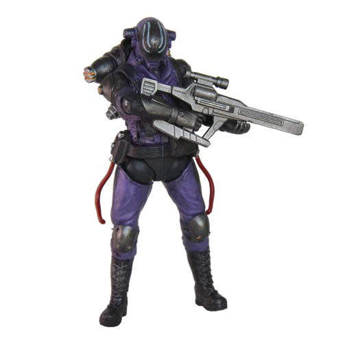 Lost Planet 2 EX NEVEC 4-Inch Action Figure