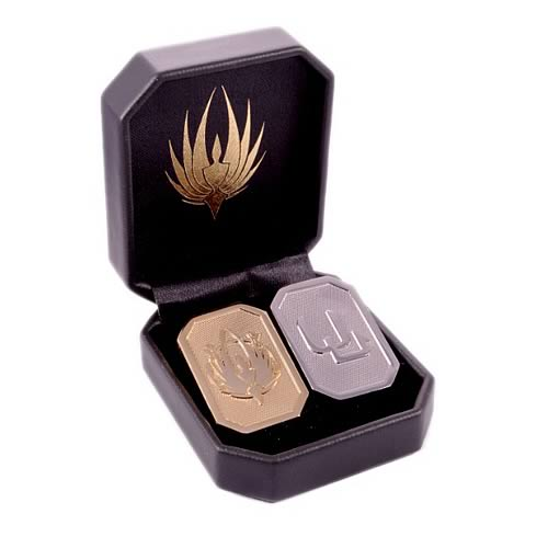 Battlestar Galactica Cubits Set Prop Replica