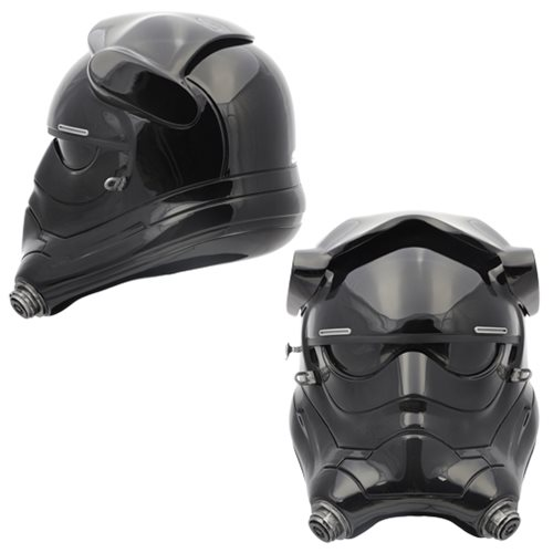 Star Wars The Force Awakens TIE Fighter Pilot Helmet Replica