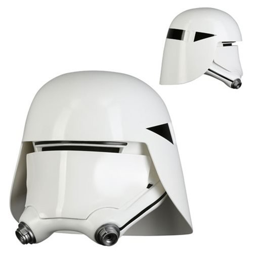 Star Wars First Order Snowtrooper Helmet Prop Replica