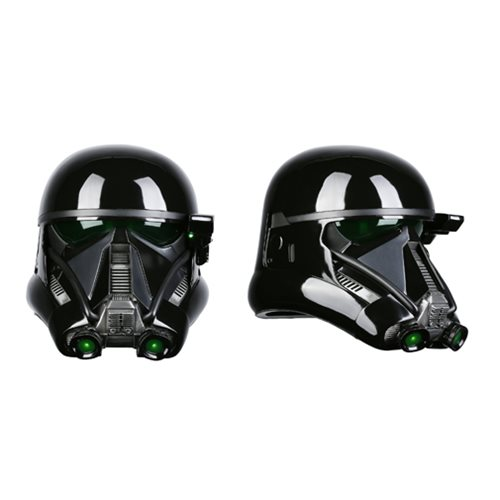 Star Wars: Rogue One Death Trooper Specialist Helmet Replica