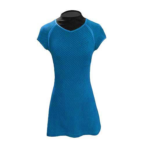 Star Trek Into Darkness Movie Dr. Carol Marcus Blue Dress