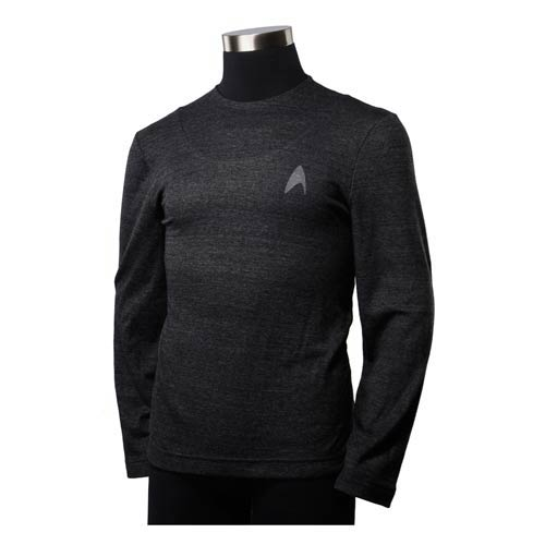 Star Trek 2009 Movie Black Emblem Shirt