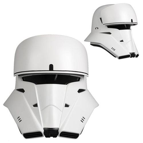 Star Wars Imperial Tank Trooper Helmet Clean Version Replica