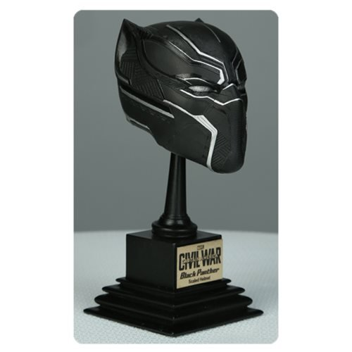 Black Panther Marvel Armory Collection 1:3 Helmet Replica