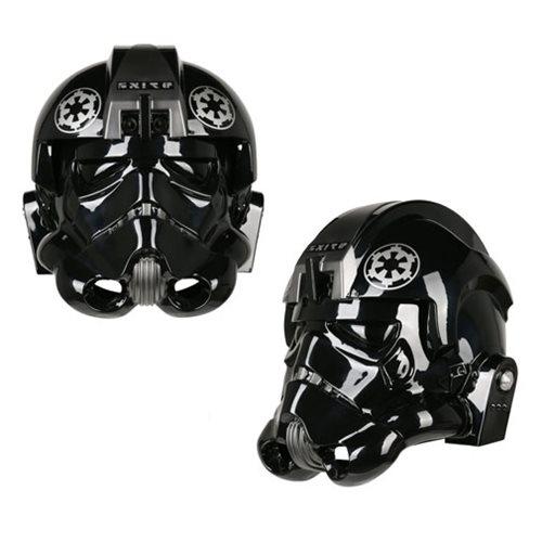 Star Wars Lt. Oxixo TIE Pilot Variant Helmet Prop Replica