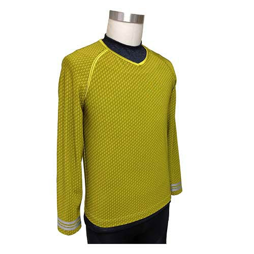 Star Trek Into Darkness Movie Captain Kirk Tunic