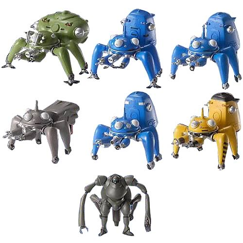 Ghost in the Shell Tachikoma Collection Figure Set