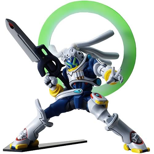 Overman King Gainer Revoltech King Gainer Figure