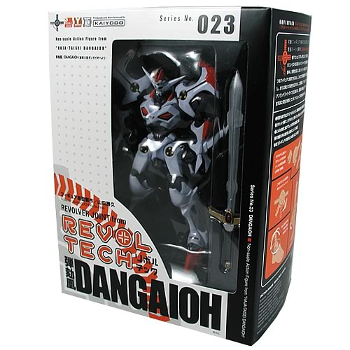 Dangaioh Revoltech Action Figure