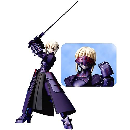 Fate/Stay Night Alter Saber Revoltech Action Figure