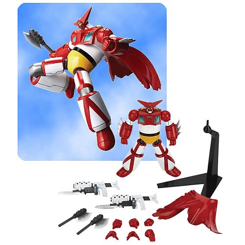 Shin Getter 1 OVA Revoltech Action Figure