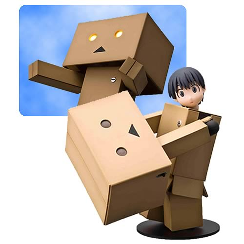 Revoltech Danboard Action Figure