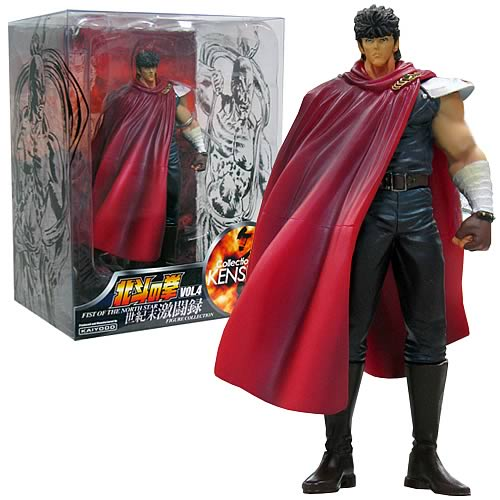 Fist of the North Star Collection Kenshiro Figure