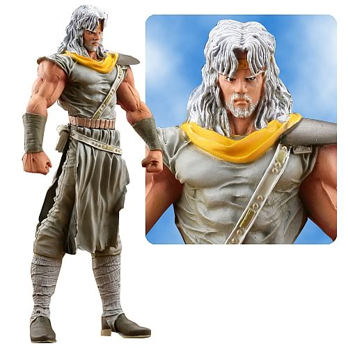 Fist of the North Star Collection Toki Figure