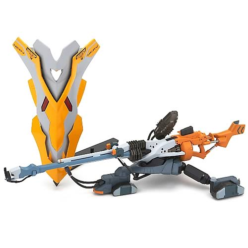 Neon Genesis Evangelion Revoltech Rifle & Shield Set