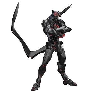 Revoltech Lazengann Action Figure
