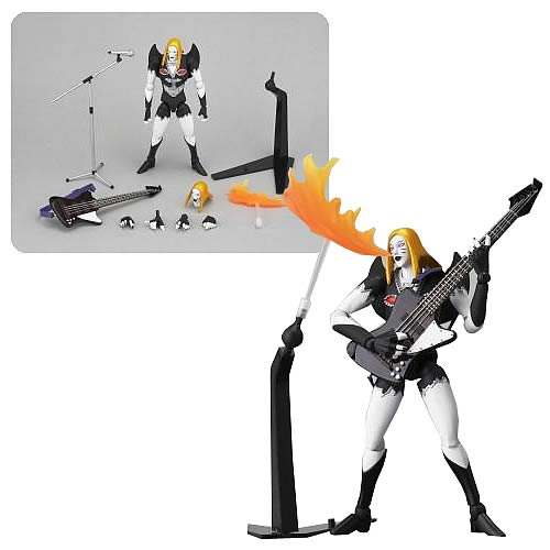 Detroit Metal City Jagi Revoltech Action Figure