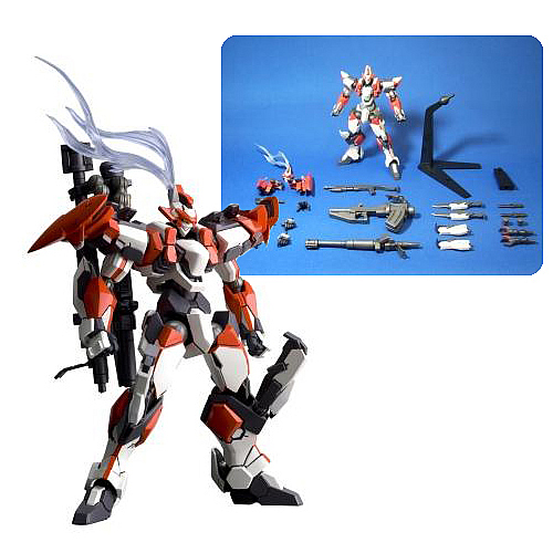 Full Metal Panic ARX-8 Laevatein Revoltech Action Figure