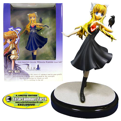 Air Misuzu Kamio Statue - an Entertainment Earth Exclusive