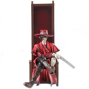 Hellsing Search and Destroy Volume 1 Awaiting Variant Figure
