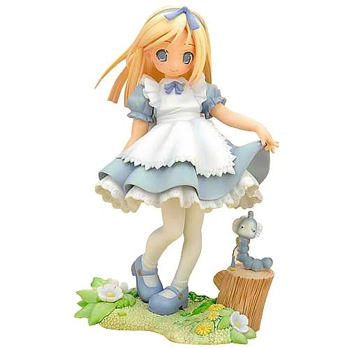 POP Wonderland Alice's Adventures in Wonderland Statue