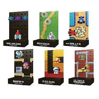 Namco Sound Figure Collection 4-Pack