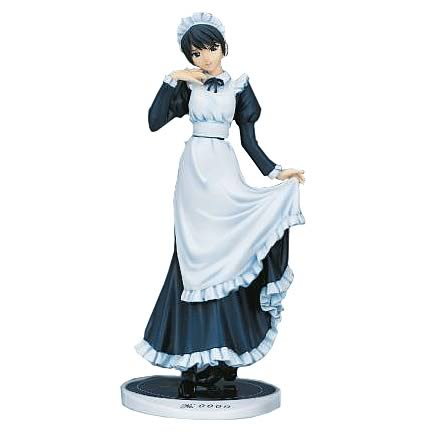 Maid Café Collection Cure Maid Cafe PVC Statue