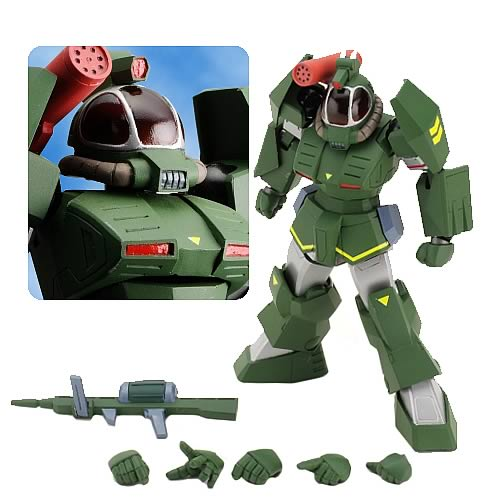 Fang of the Sun Dougram Soltic Revoltech Action Figure