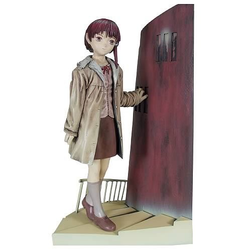Serial Experiments Lain Statue