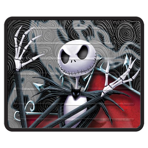 Nightmare Before Christmas Ghostly Plasticlear Utility Mat