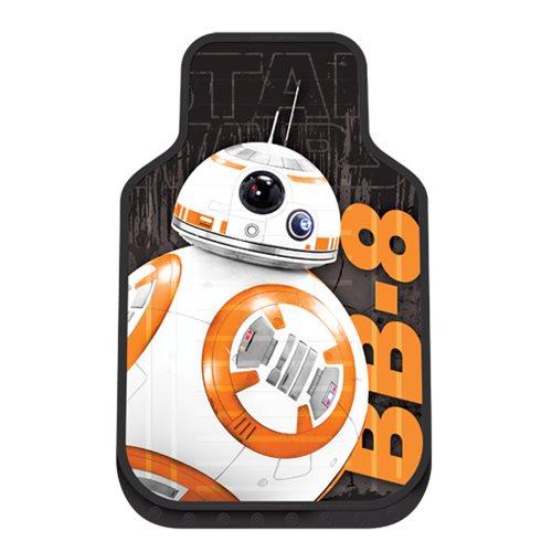 Star Wars BB-8 Plasticlear Floor Mat 2-Pack