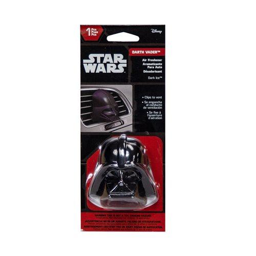 Star Wars Darth Vader Vent Clip Air Freshner