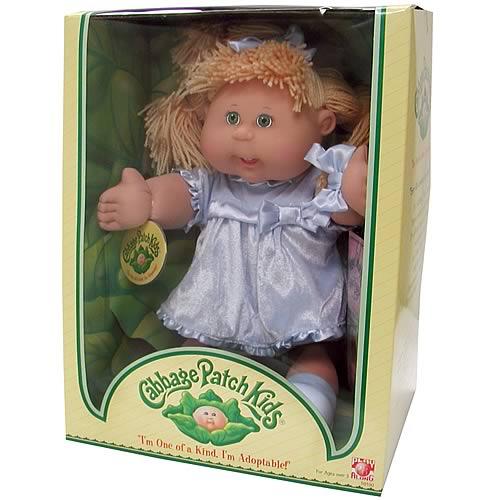 Дети участка капусты - Аманда Gianna - играть вместе куклы - дети участка к