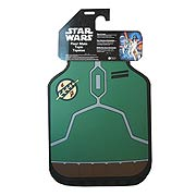 Star Wars Boba Fett Rubber Floor Mat 2 Pack