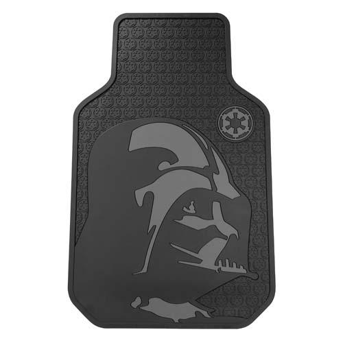 Star Wars Darth Vader Rubber Floor Mat 2-Pack