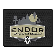 Star Wars Endor Imperial Outpost Logo Utility Mat