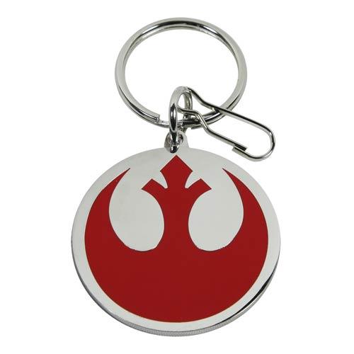 Star Wars Rebel Enamel Key Chain