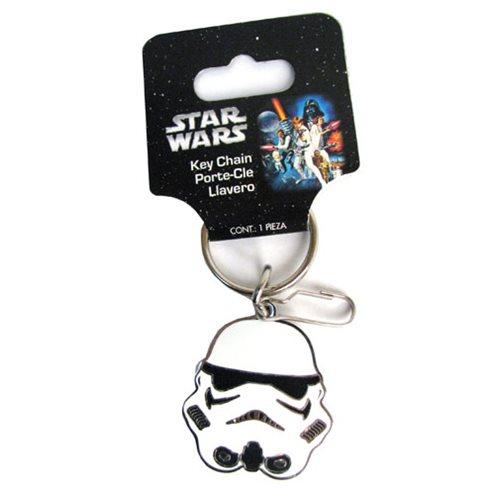 Star Wars Stormtrooper Enamel Key Chain
