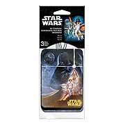 Star Wars Movie Posters Air Freshener 3 Pack