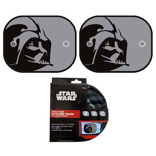 Star Wars Darth Vader 2-Piece Side Window Mesh Sunshades