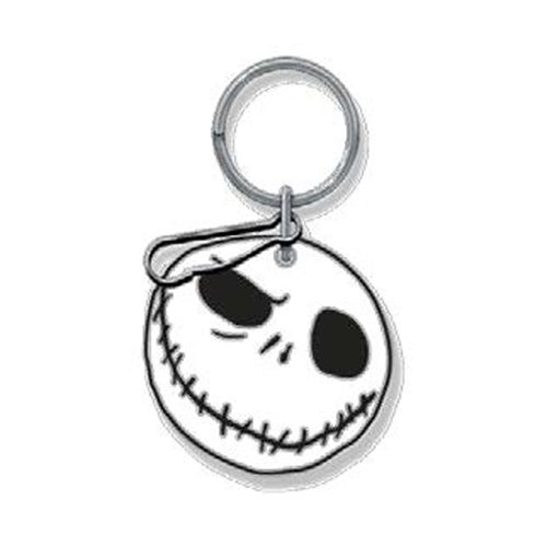 The Nightmare Before Christmas Jack Face Enamel Key Chain