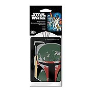 Star Wars Boba Fett Air Freshener 2 Pack