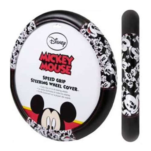Mickey Mouse Expressions Speed Grip Steering Wheel