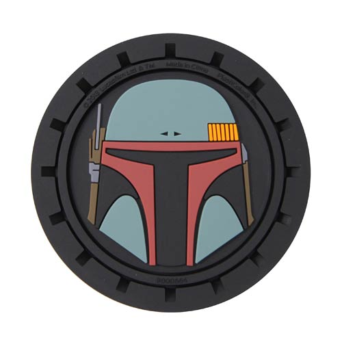 Star Wars Boba Fett Auto Coasters 2-Pack